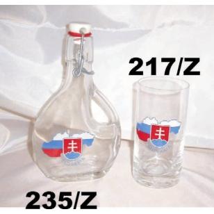3dl pohár Slovensko