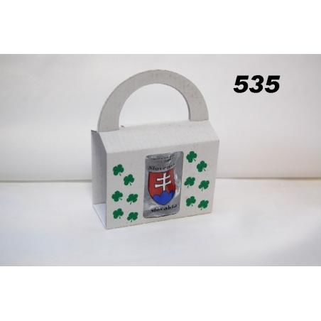 Botička SK+krabička
