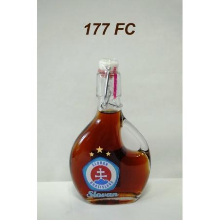 Ploskačka 0,2l plnená FC