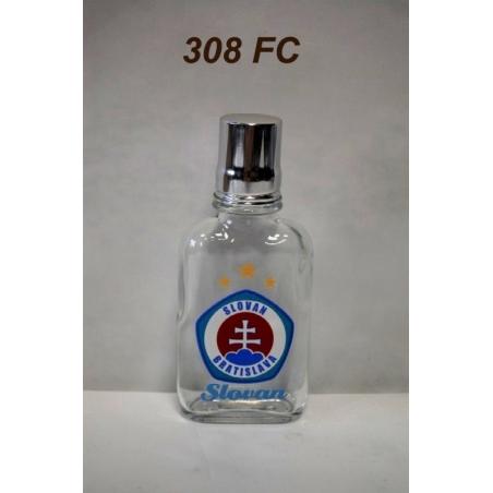 Fľaša Ťapka 0,1l FC Slovan