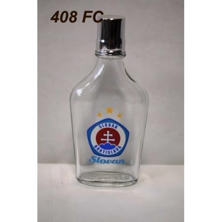 Fľaša ťapka 0,2l FC Slovan
