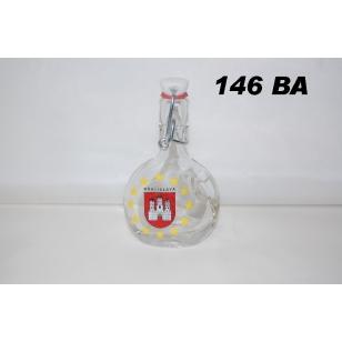 Ploskačka 40 ml Bratislava