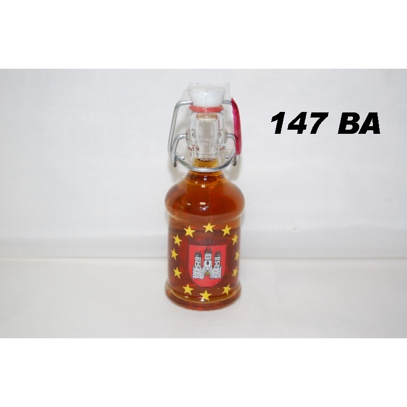 Ploskačka 40 ml plnená Bratislava