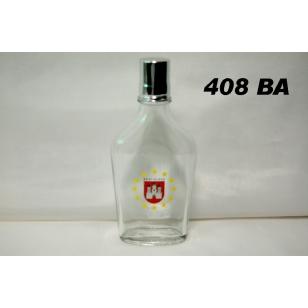 Fľaša ťapka 2dl s logom Bratislava