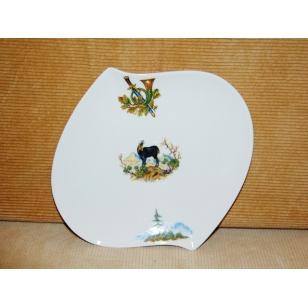 Servírovací tanier 21 x15 cm