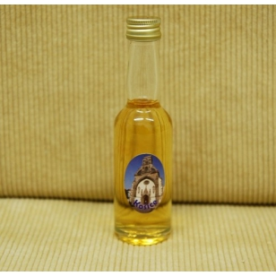 Fľaša 40 ml s medovinou foto Košice