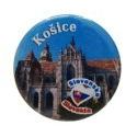 Odznak 3 cm Košice