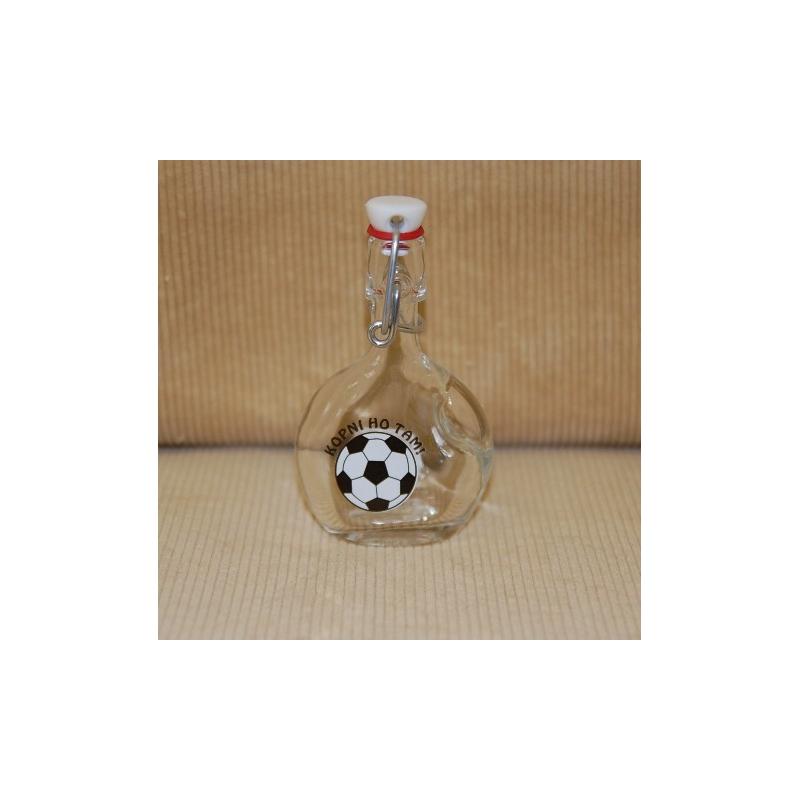 Fľaška 40 ml futbal