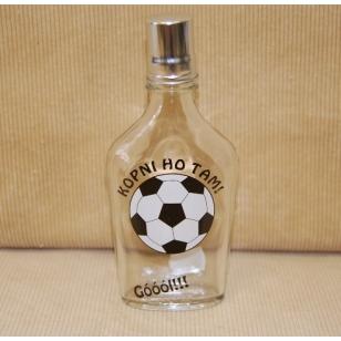 Fľaša ťapka 2dl futbal