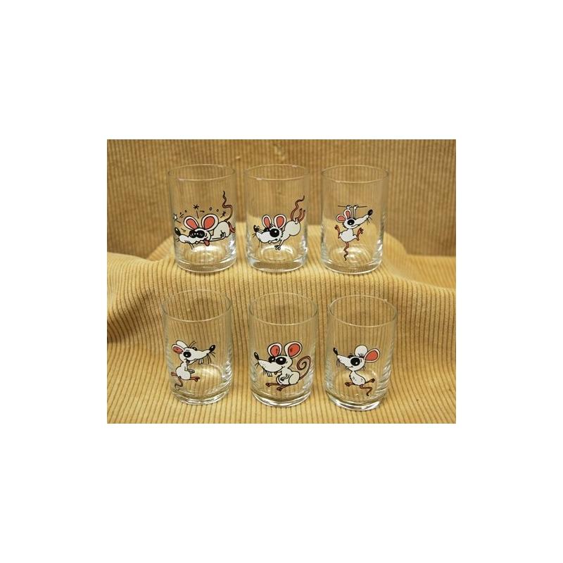 35ml poháre myši