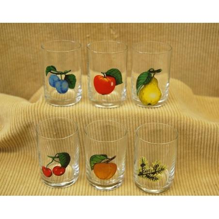 35ml poháre ovocie mix