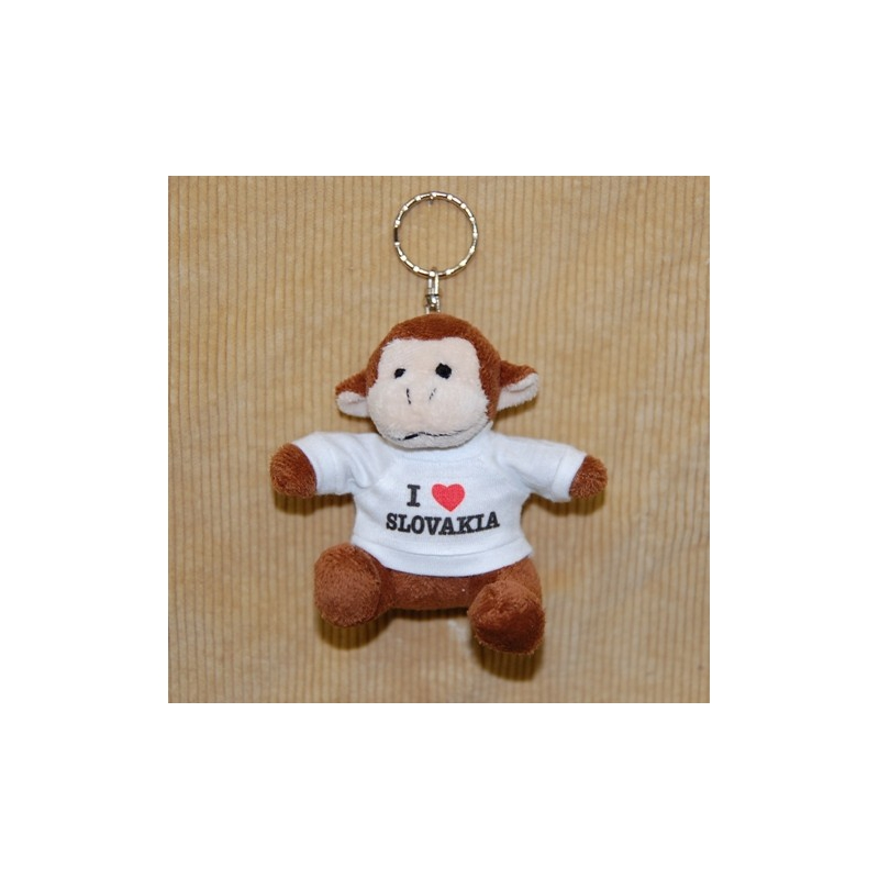 Kľúčenka opica
