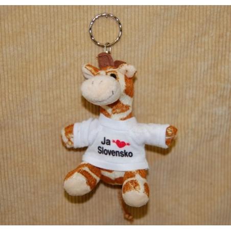 Kľúčenka žirafa