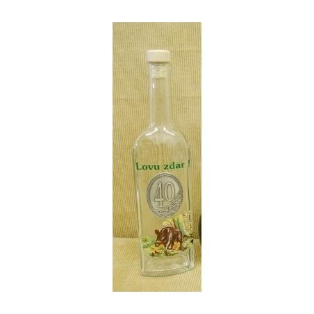 Fľaša Chia 0,5 L poľovník