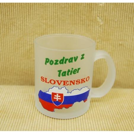 Pohár s uchom Slovakia VT