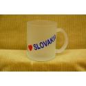 Pohár s uchom Slovensko