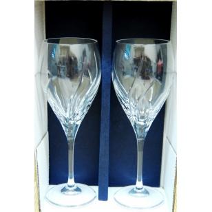 Svadobné krištáľové poháre kalich 310 ml