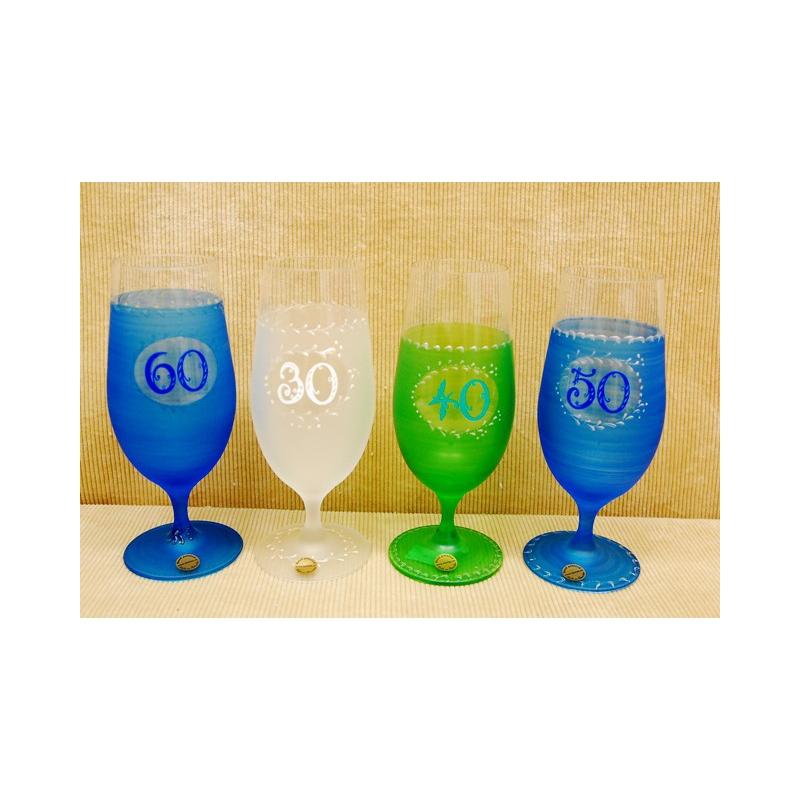 Pivový pohár výročie