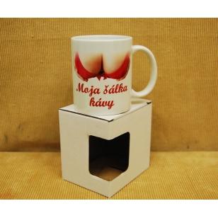 35. Darčekový hrnček moja šálka kávy v krabičke