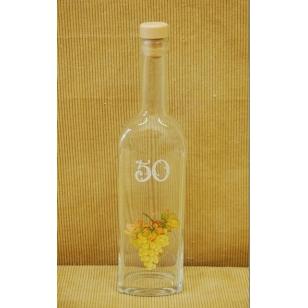 Fľaša 5dl  výročie