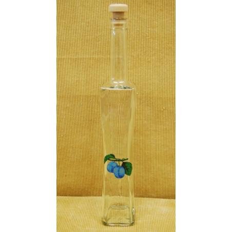 Fľaša Futura Q 0,5l ovocie