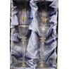 18 Svadobné poháre ručne zdobené