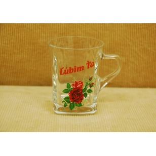 Hrnček čaj 250ml kvety