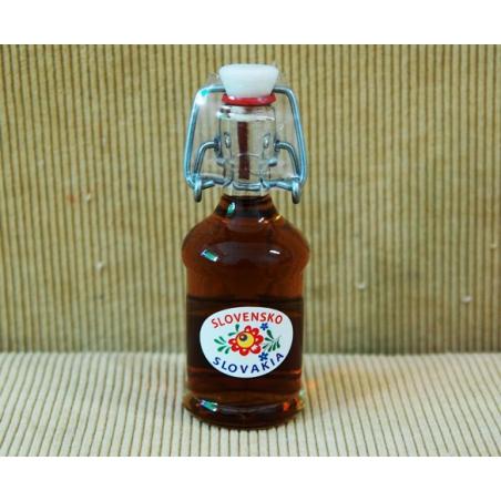 Miniploskačka 40 ml s medovinou foto mestá