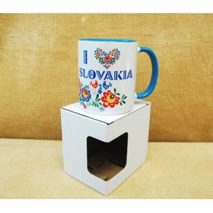Hrnček vzory Slovenska