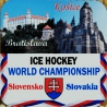12. Magnetka na chladničku MS hokej