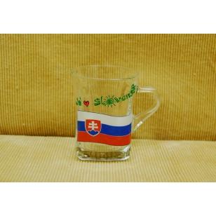Hrnček čaj 250ml Slovensko