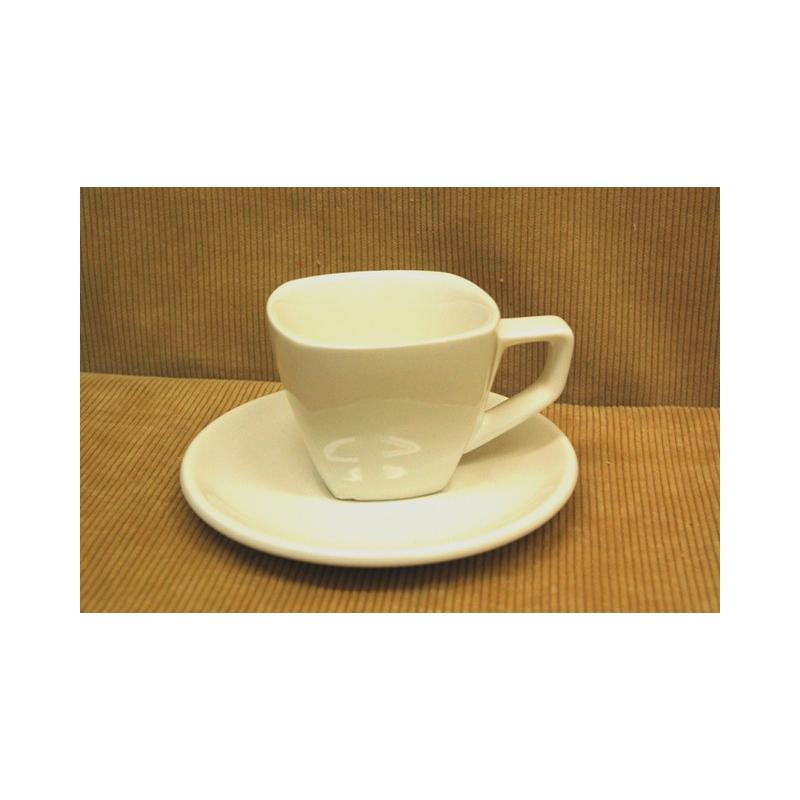 Šálka s tanierikom Alba 250ml