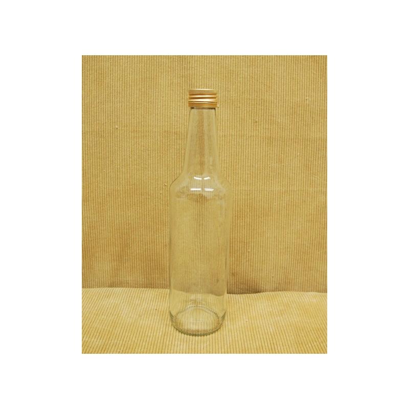 Fľaša S 0,5 L s uzáverom