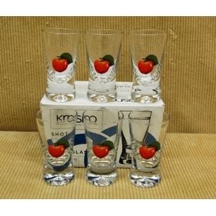 25ml poháre na alkohol