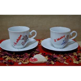 Valentínsky darček na kávu