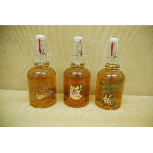 Fľaša s medovinou
