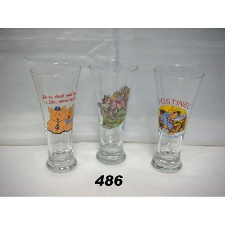 Pivové0,3L(3ks)pivný humor