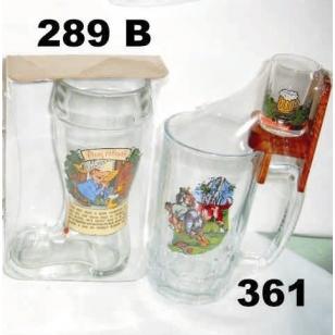 Krígel+35ml pohár+stolička humor