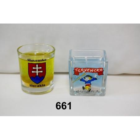 Sviečka-medovka malá SK