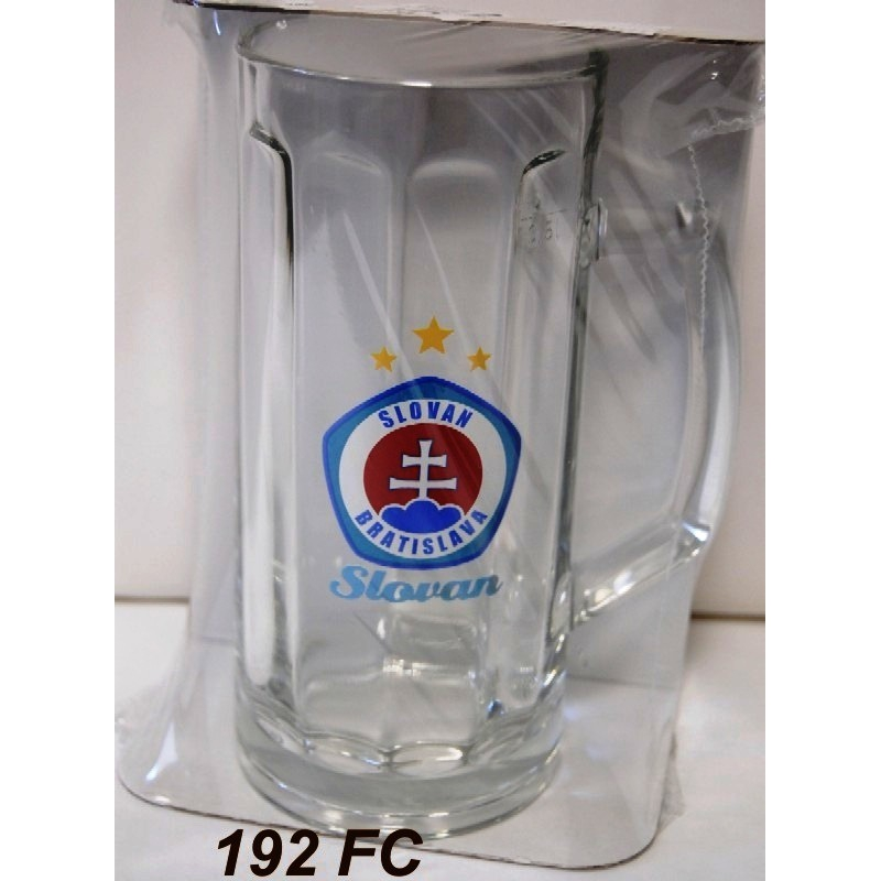Krígel 0,5l FC Slovan