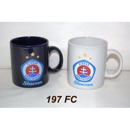 Farebná šálka FC Slovan