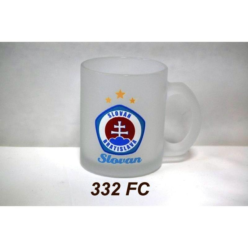 Pohár s uchom FC Slovan