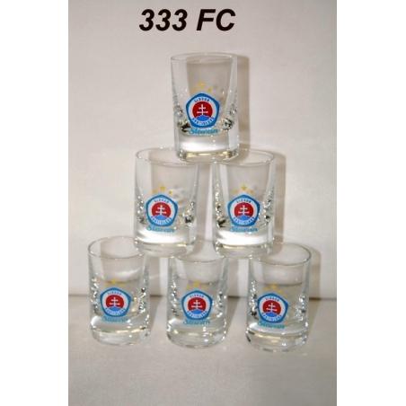 35ml.poháre FC Slovan