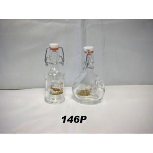 Fľaša 40ml poľovnícky motív
