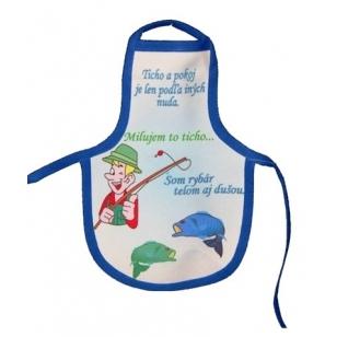 Mini zástera pre rybára
