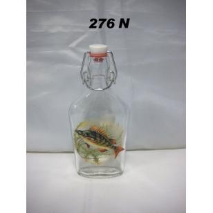Fľaša 2dl ryby