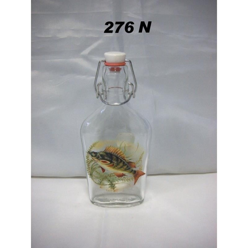 Ploskačka 2dl ryby